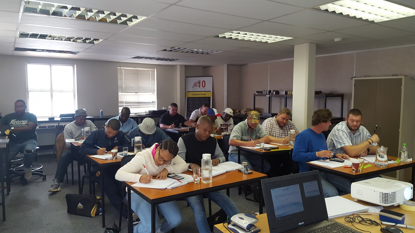 NDT training